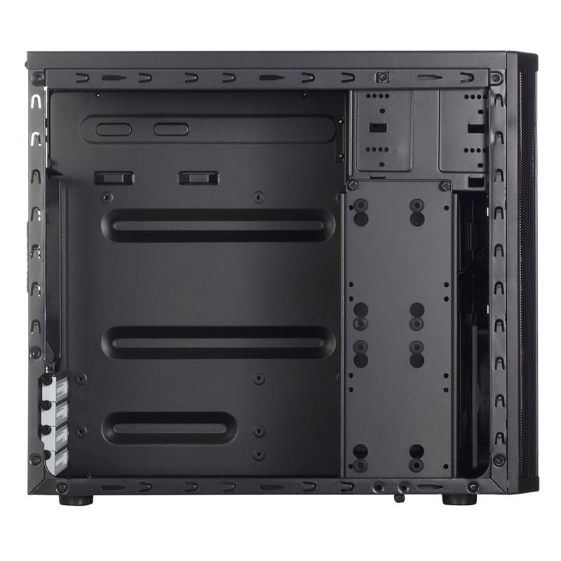 Fractal Design CORE 1100 Mini Tower Case Black USB 3.0 Black image