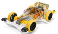 Tamiya: 1/32 Avante Jr. Yellow Special - Mini 4WD