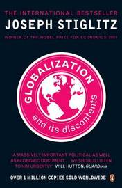 Globalization and Its Discontents by Joseph Stiglitz image