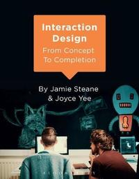 Interaction Design by Jamie Steane