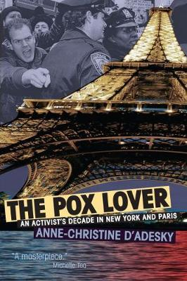 The Pox Lover by Anne-Christine d'Adesky image