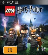 LEGO Harry Potter: Years 1-4 for PS3