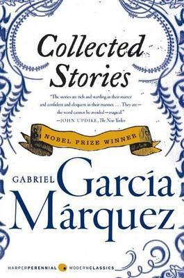 Collected Stories by Gabriel Garcia Marquez image