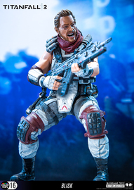 "Titanfall: Blisk - 7"" Action Figure"