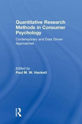 Quantitative Research Methods in Consumer Psychology image