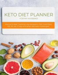 Keto Diet Planner for My Husband by Pretty Journal Co