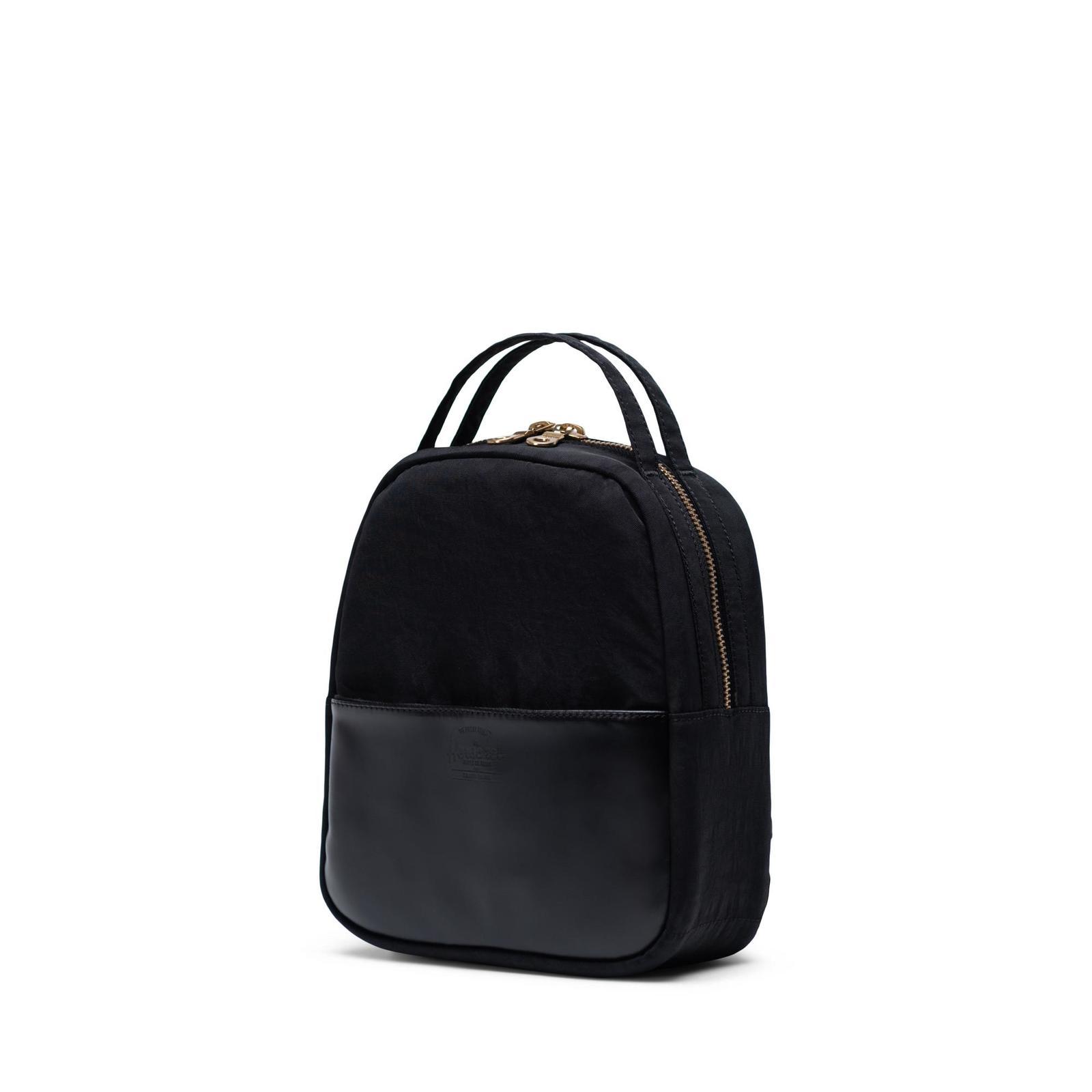 Orion Mini Backpack - Black image