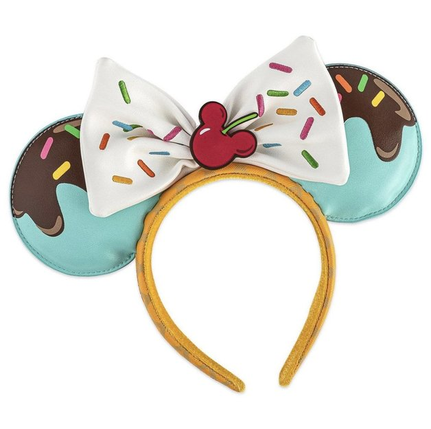 Loungefly: Minnie Mouse - Sweet Treat Ears