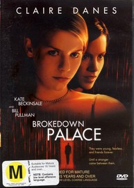 Brokedown Palace on DVD image
