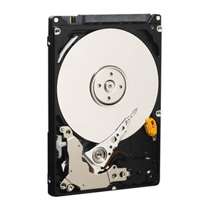 Western Digital WD Single Mobile 5400rpm 80GB 8MB SATA image