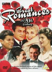 Great Romances Of The 20th Century on DVD
