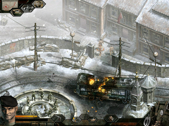 Commandos 3: Destination Berlin for PC image