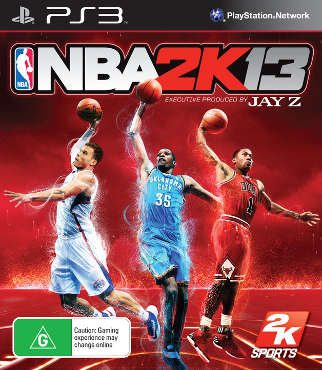 NBA 2K13 for PS3