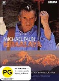 Michael Palin - Himalaya on DVD