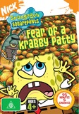 Spongebob Squarepants: Fear of Krabby Patty on DVD