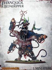 Warhammer Skaven Thanquol & Boneripper