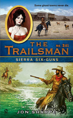 Sierra Six-Guns by Jon Sharpe
