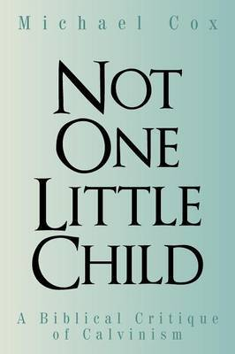 Not One Little Child by Michael Cox image