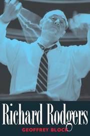 Richard Rodgers by Geoffrey Holden Block