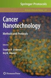 Cancer Nanotechnology image