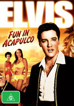 Fun In Acapulco (Elvis - 30th Anniversary) on DVD