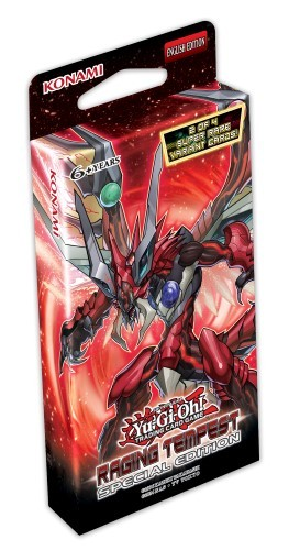 Yu-Gi-Oh! Raging Tempest Special Edition image