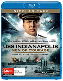 U.S.S Indianapolis: Men Of Courage on Blu-ray