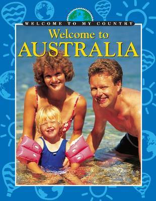 Welcome To My Country: Australia by Peter North image
