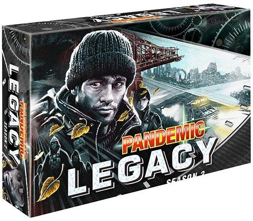 Pandemic Legacy: Season 2 - Black Box image