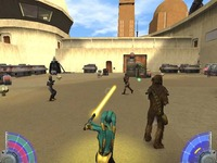Star Wars Jedi Knight: Jedi Academy for PC Games image