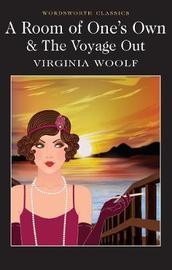 A Room of One's Own & The Voyage Out by Virginia Woolf (**)