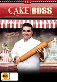 Cake Boss - Season 1 (2 Disc Set) on DVD