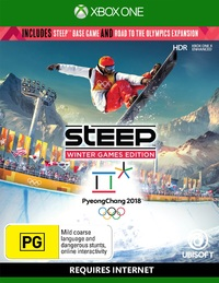 Steep Winter Games Edition for Xbox One