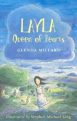 Layla, Queen of Hearts by Glenda Millard image