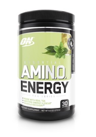 Optimum Nutrition Tea Series Amino Energy Drink - Sweet Mint (30 Serves)