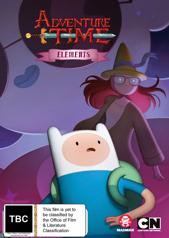 Adventure Time: Elements Miniseries (Collection 14) on DVD