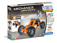 Clementoni: Mechanics Lab - Buggy & Quad