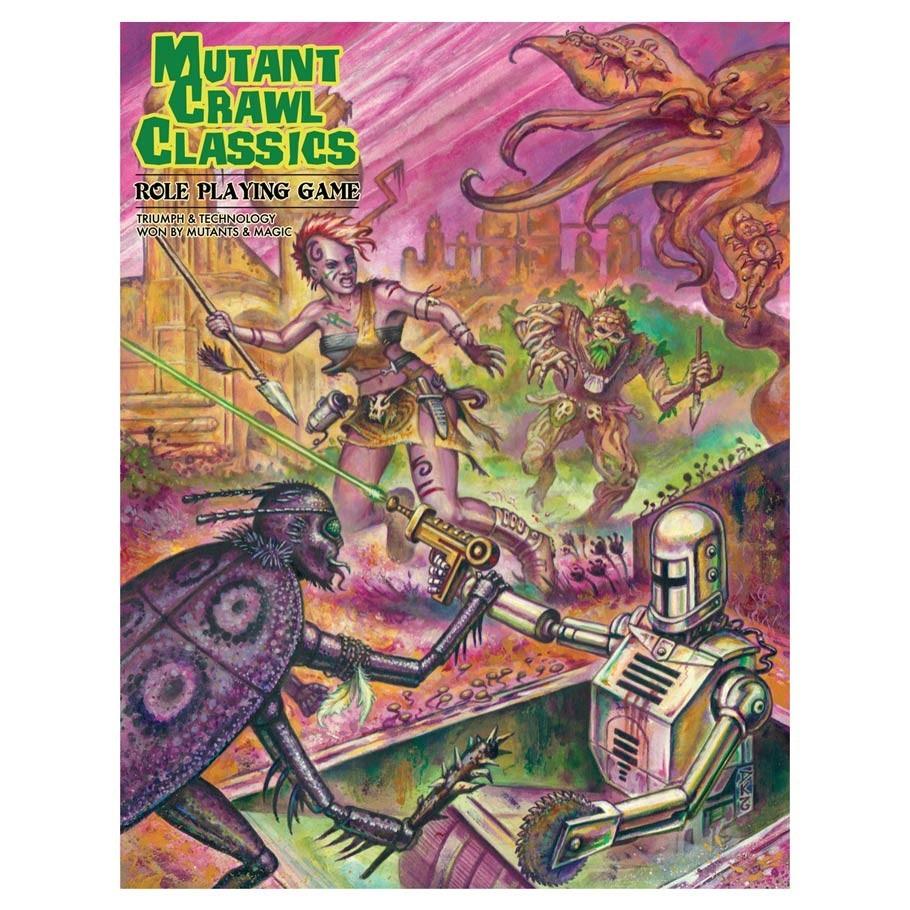 Mutant Crawl Classics (HC) image