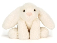 "Jellycat: Smudge Cream Bunny - 12"" Tiny Plush"
