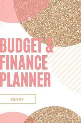 Budget & Finance Planner by Marinova Budget Journals