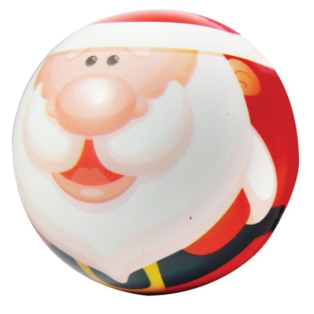 IS Gift: Classic Christmas - Santa Stress Ball (70mm)