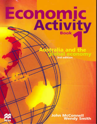 Economic Activity Book 1 by John McConnell image