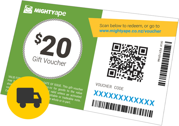 Mighty Ape $20 Gift Voucher