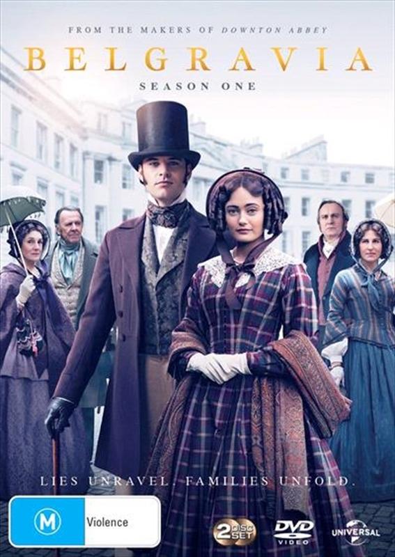 Belgravia - Season 1 on DVD