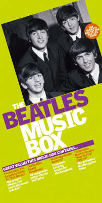 "The ""Beatles"" Music Box image"