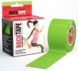 RockTape Active Recovery Series - Lime Green (5cm x 5m)