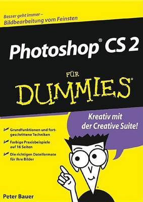 Photoshop CS2 fur Dummies by P. Bauer (University of Cologne, Germany)