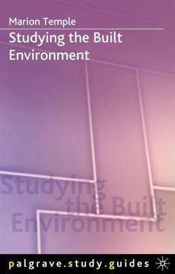 Studying the Built Environment by Marion Temple image