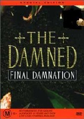 Damned, The - Final Damnation on DVD