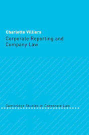 Cambridge Studies in Corporate Law: Series Number 5 by Charlotte Villiers